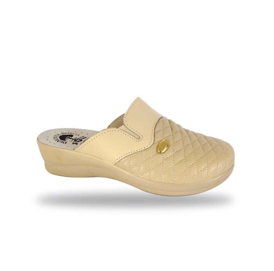 Komfort papucs 204_beige