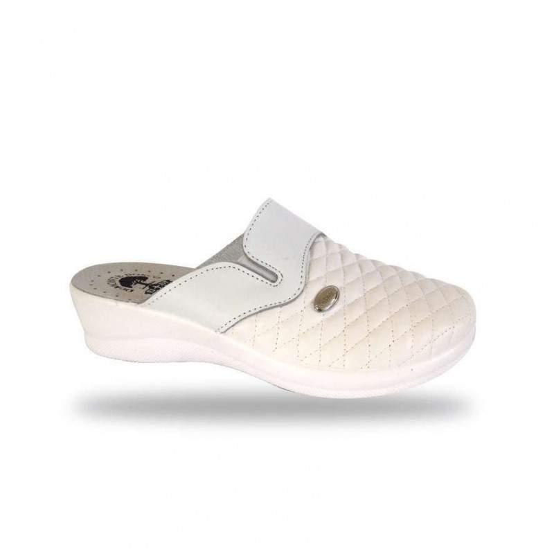 Női papucs - komfort papucs 204 Bianco