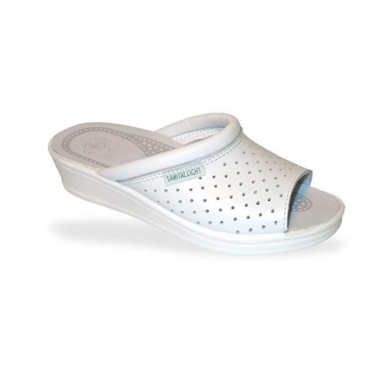 Női papucs - komfort papucs 351 Bianco