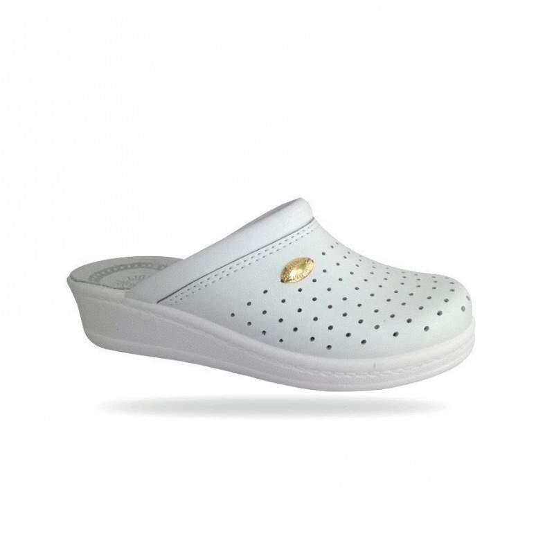 Női papucs - munkapapucs 350 Bianco