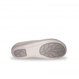 Női biokomfort fehér papucs  - BS-2 Bianco Exclusive