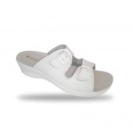 Női papucs - komfort papucs 6015 Bianco