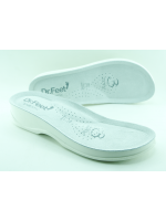 Dr.Feet anatómiai papucs 3 zónás talp