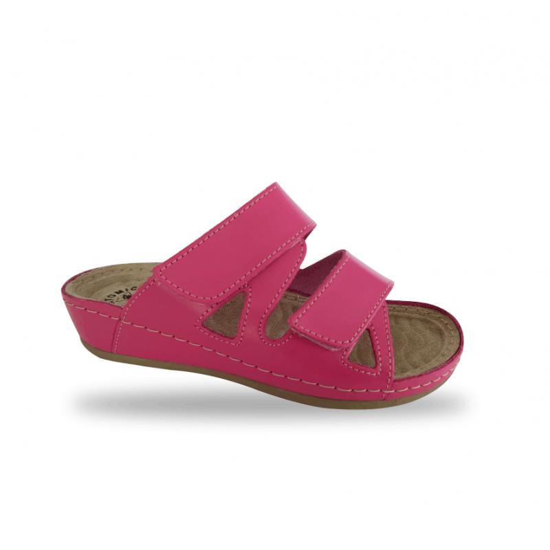 Bio-comfort papucs D76 Fuxia