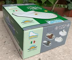 Sanital Light modellek egységes doboza